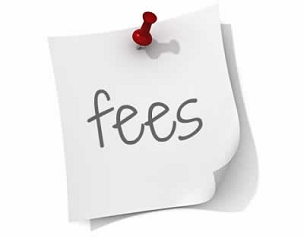 Fees for Coned Health Care Programs